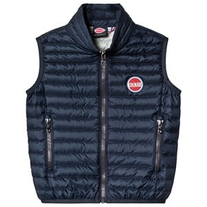 Image of colmar Padded Lightweight Gilet Navy 12 years (3144406157)