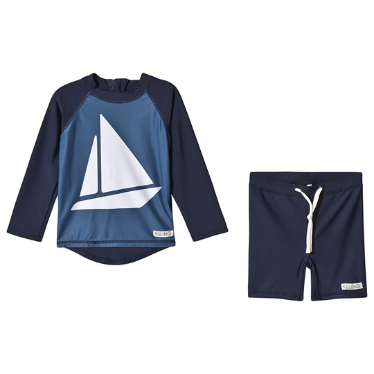 Kuling Kuling Uv-set Båstad Sailor Navy