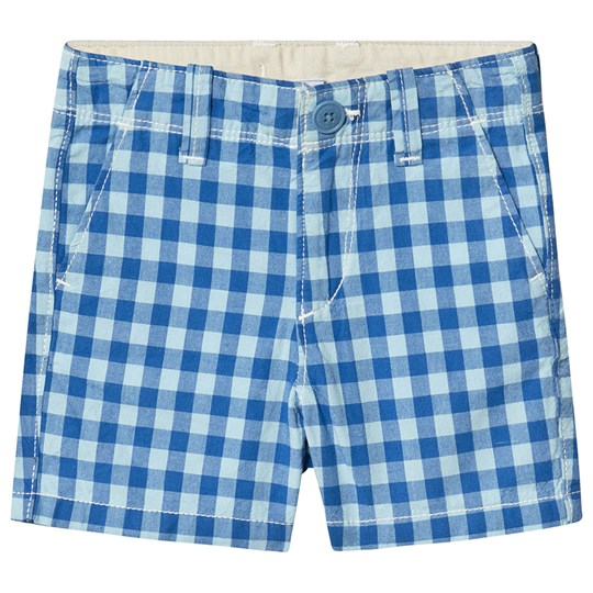 GAP Chino E Plaid Elysian Blue ELYSIAN BLUE