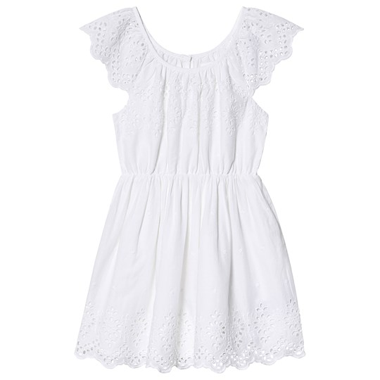 GAP Wstd Eylt Dress Optic White 3 Optic White 3