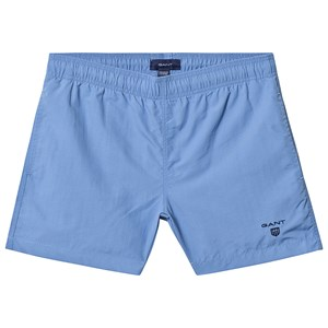 Image of GANT Branded Swim Trunks Blue 122-128cm (7-8 years) (3145066879)