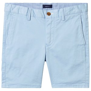 Image of GANT Branded Chino Shorts Blue 122-128cm (7-8 years) (3145066877)