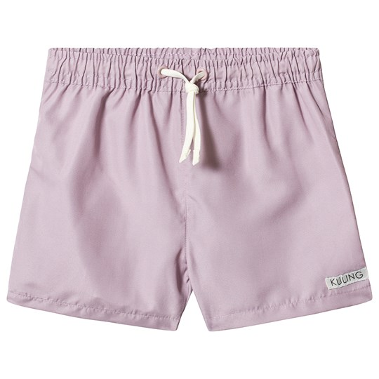 Kuling Swim Shorts Strömstad Solid Pale Lilac