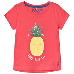 Tom Joule Astra T-Shirt Pink