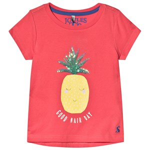 Image of Tom Joule Astra Tee Coral 11-12 years (3145067753)