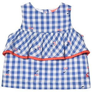 Image of Tom Joule Alice Blouse Blue 1 year (3151387639)
