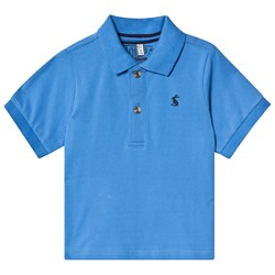 Joules Woody Polo Blue
