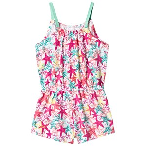 Image of Hatley Snazzy Starfish Romper Pink 7 years (3145066675)