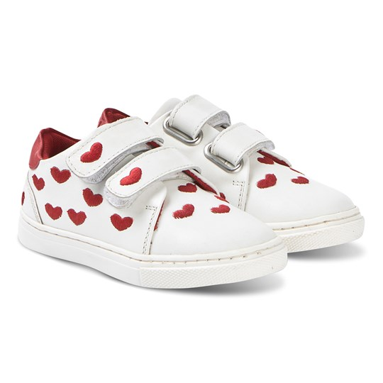 Bonton Embroidered Heart Sneakers Other