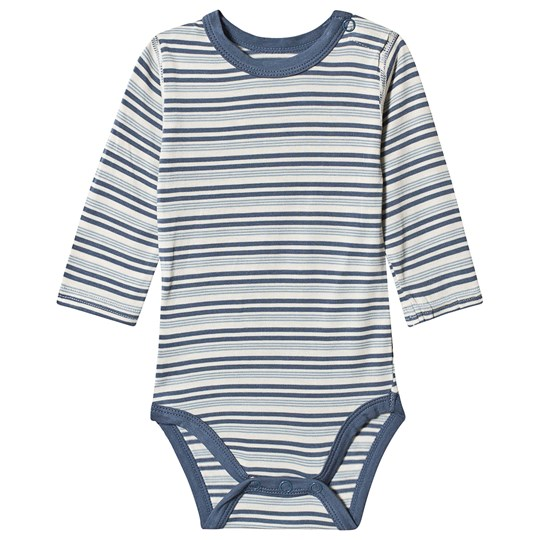 Hust&Claire Buller Baby Body Blue China Blue