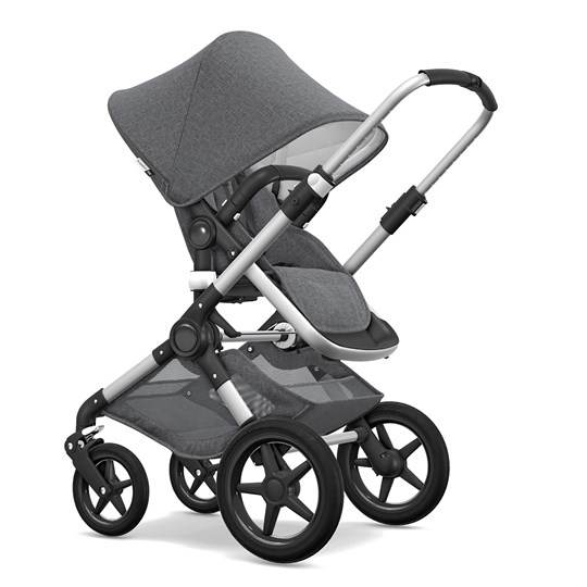 Bugaboo Fox Stroller Styled by You Grey Melange Grey Melange