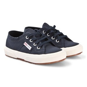 Image of Superga Jcot Classic Canvas Sneakers Navy 34 (UK 1.5) (3148257717)