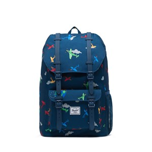 Image of Herschel Little America Youth Backpack Sky Captain (3148274205)