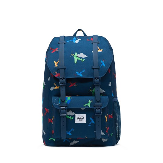 Herschel Little America Youth Backpack Sky Captain Sky Captain