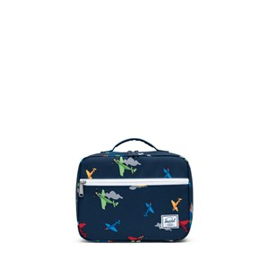 Image of Herschel Pop Quiz Lunch Box Sky Captain (3148274197)