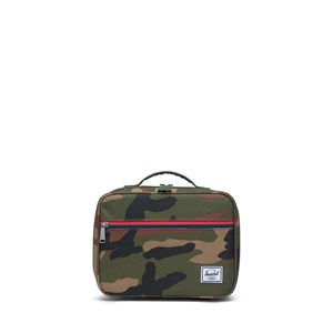 Image of Herschel Pop Quiz Lunch Box Woodland Camo (3148274193)