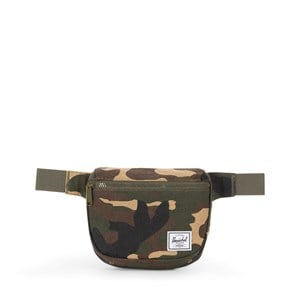 Image of Herschel Fifteen Fanny Pack Woodland Camo (3149054391)