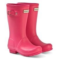 efe4087ca Hunter Bright Pink Original Kids Wellington BRIGHT PINK