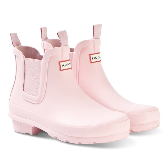 Hunter Original Kids Chelsea Boots Candy Floss Candy Floss