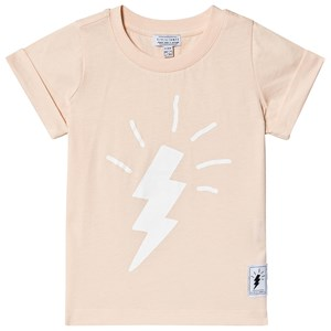 Image of Civiliants Flash Tee Cream Tan 92/98 cm (3149053413)
