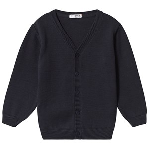Image of Dr Kid Knitted Cardigan Navy 3 years (3149053313)