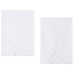 Image of Saxnäs Home Bed Protection 60x120cm 2-Pack White (3149050403)