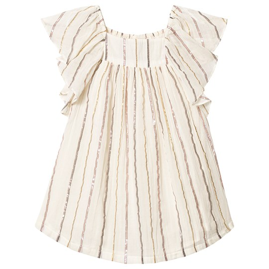 Bonton Lurex Kjole Ray/Rose RAY OR/ROSE