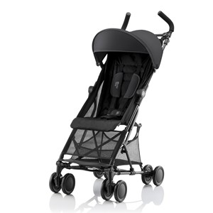 Britax Holiday² Barnvagn Cosmos Black One Size