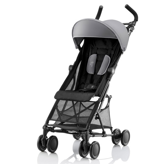 Britax Holiday² Stroller Steel Grey Steel Grey
