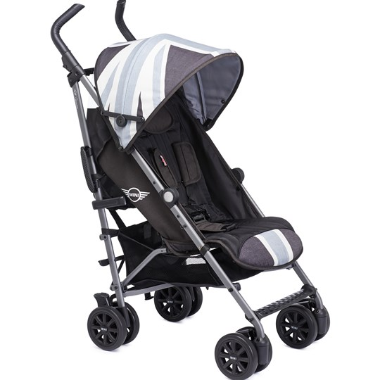EasyWalker MINI by Easywalker buggy+ Union Jack B&W Union Jack Black & white