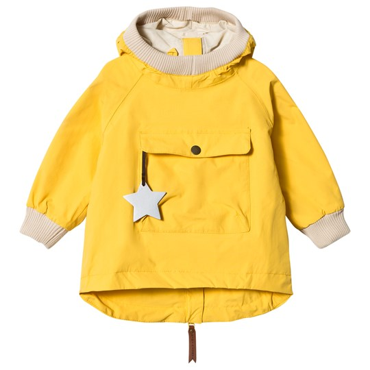 Mini A Ture Vito Jacket Daffodil Yellow Daffodil Yellow