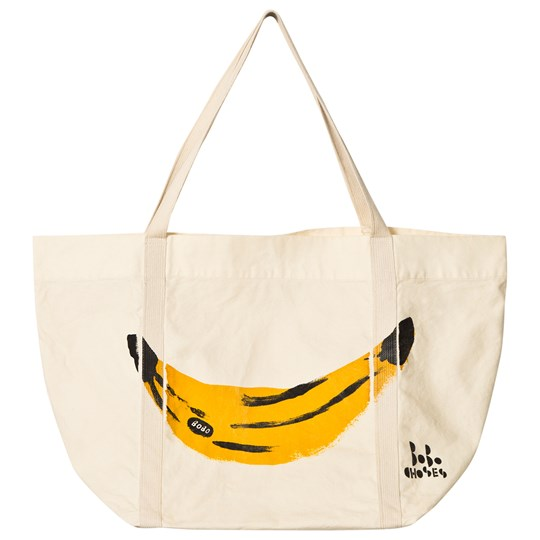 Bobo Choses Banana Tote Bag Buttercream Buttercream