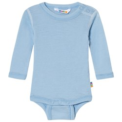 Joha Long Sleeve Baby Body Cerulean Blue