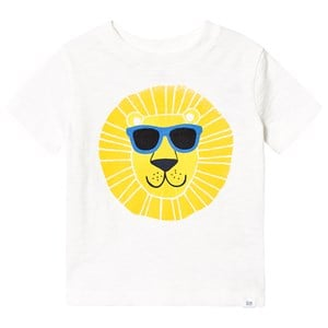 Image of GAP 3D Lion Tee Off White 12-18 mdr (3150379983)