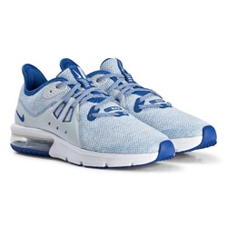 NIKE Game Royal Air Max Sequent Shoes