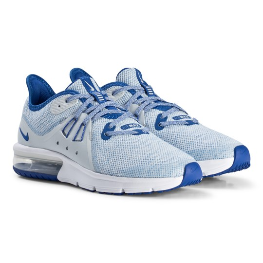 NIKE Game Royal Air Max Sequent Shoes 401