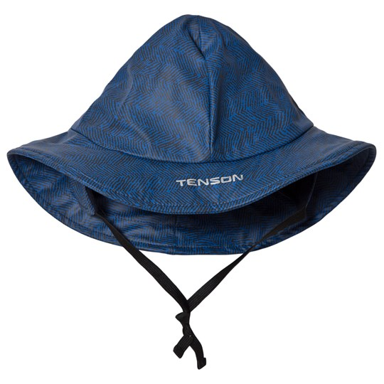 Tenson Apollo Rain Hat Blue Blue