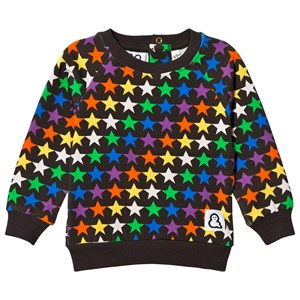 Image of Boys & Girls Night Stars Crew Top Multicolor 1-2 years (3065517571)
