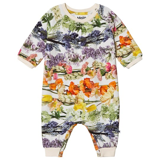Molo Francine One-Piece Rainbow Bloom Rainbow Bloom