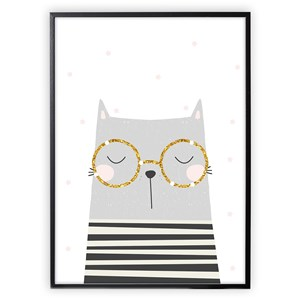 Image of XO Posters Poster Cat 30x40 cm (1356536)