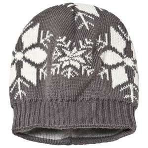 Image of Ticket to heaven Short Knit Hat Castlerock Grey 49 cm (1195032)