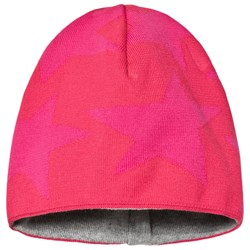 Ticket to heaven Short Knit Hat Barberry Red