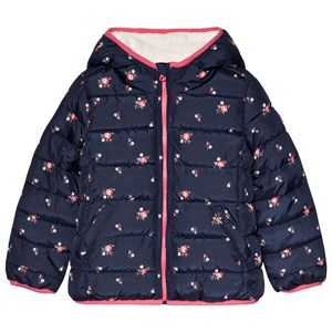 Image of GAP Cozy Puffer Navy Uniform XL (12-13 år) (1199253)