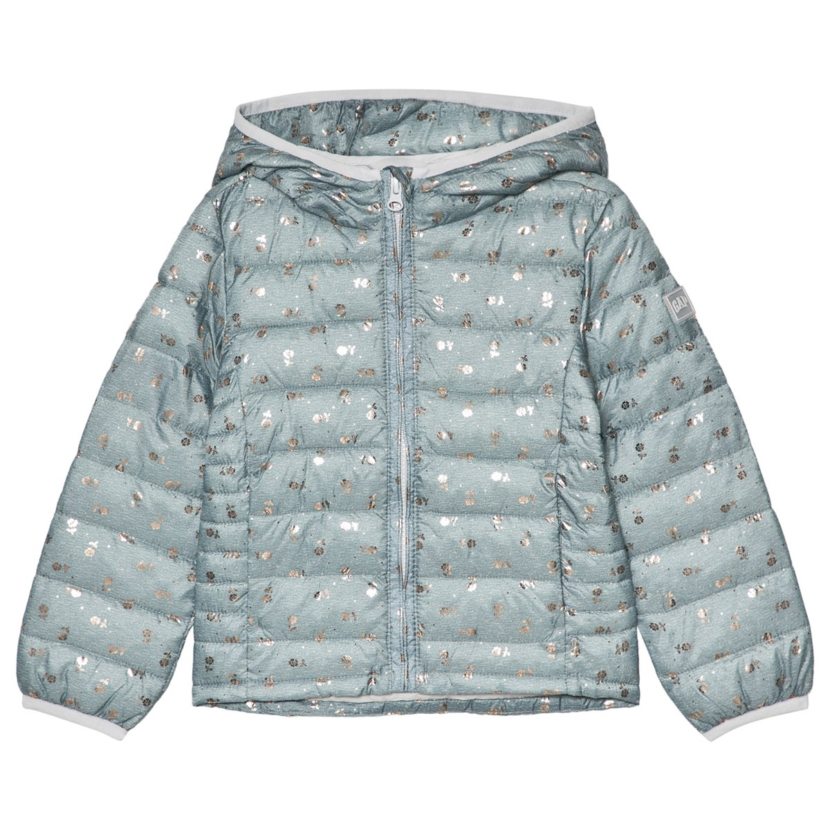 Gap Coldcontrol Lite Puffer Jacket Green Babyshop No
