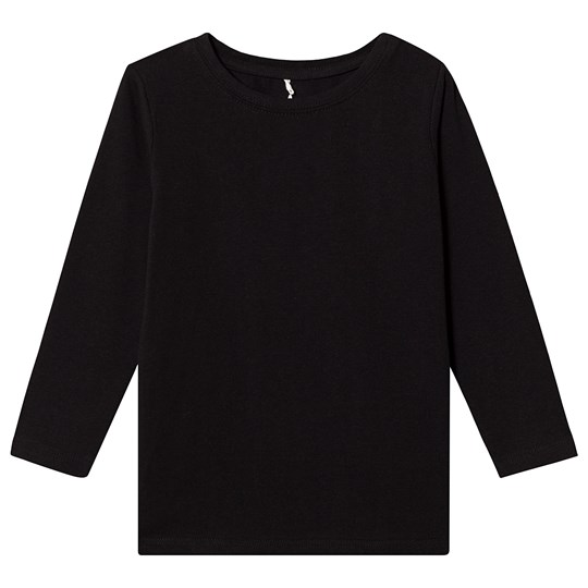 A Happy Brand Long Sleeve T-Shirt Black