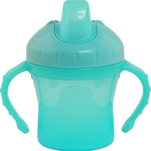 Image of BAMBINO Easy Sip Spill Proof Cup 190 ml Turquoise (3125264401)
