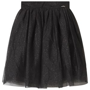Image of Guess Black Glitter Tulle Skirt 10 years (3125313039)