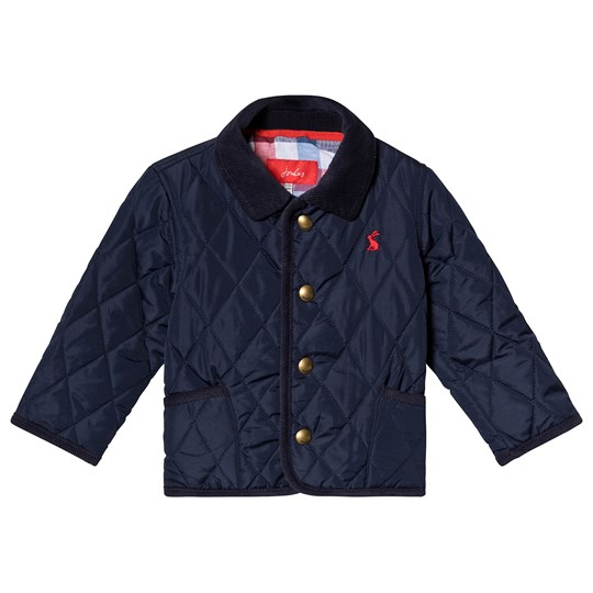 Tom Joule Navy Classic Quilted Jacket French Navy