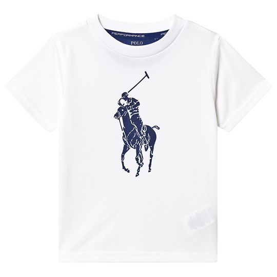 Ralph Lauren Performance Tee White 005