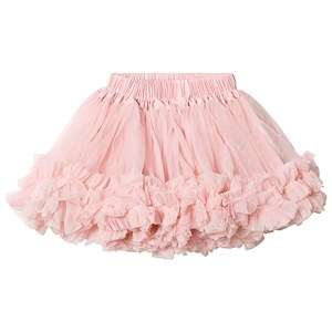 Image of DOLLY by Le Petit Tom Frilly Skirt Rose Pink Small (3-6 år) (1343417)
